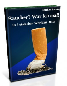 Raucher Suchthilfe.
